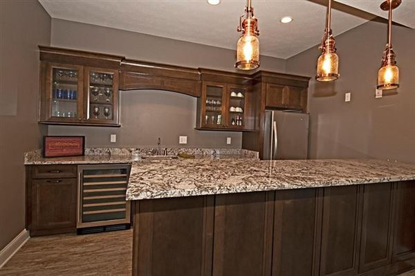Luxury homes Classic custom-built Benjamin Marcus Home