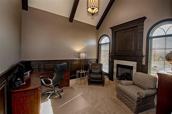 Classic custom-built Benjamin Marcus Home luxury homes
