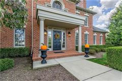 Luxury homes in Pristine custom built all brick home