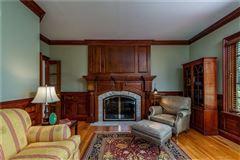 Luxury real estate Pristine custom built all brick home