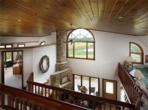 Luxury properties this custom home has 360 degree views and privacy atop a mountain