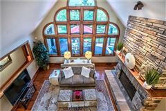 Distinctive Tudor Lane home mansions