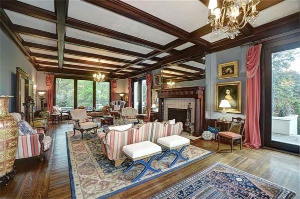 Luxury real estate elegant residence detailed to perfection