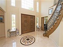 Mansions in STUNNING CUSTOM DESIGNED ALL BRICK HOME
