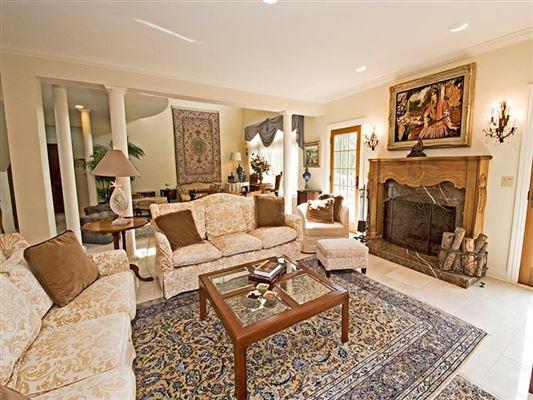 STUNNING CUSTOM DESIGNED ALL BRICK HOME  luxury homes