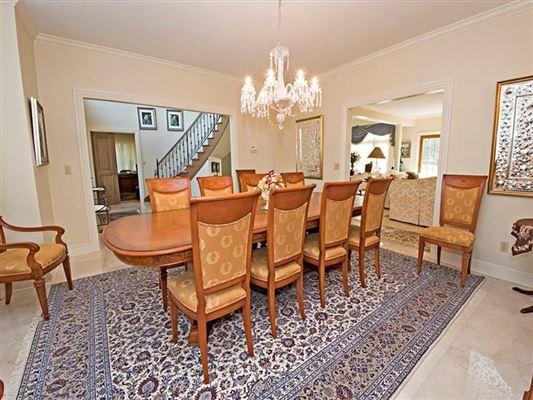 Luxury properties STUNNING CUSTOM DESIGNED ALL BRICK HOME
