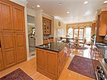 STUNNING CUSTOM DESIGNED ALL BRICK HOME  luxury real estate