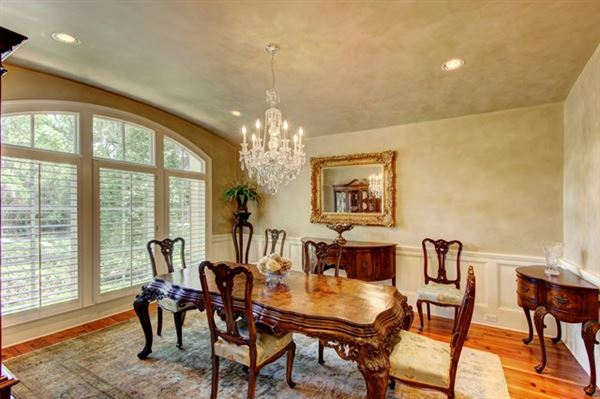 beautiful French Country home luxury real estate