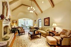 Luxury homes beautiful French Country home
