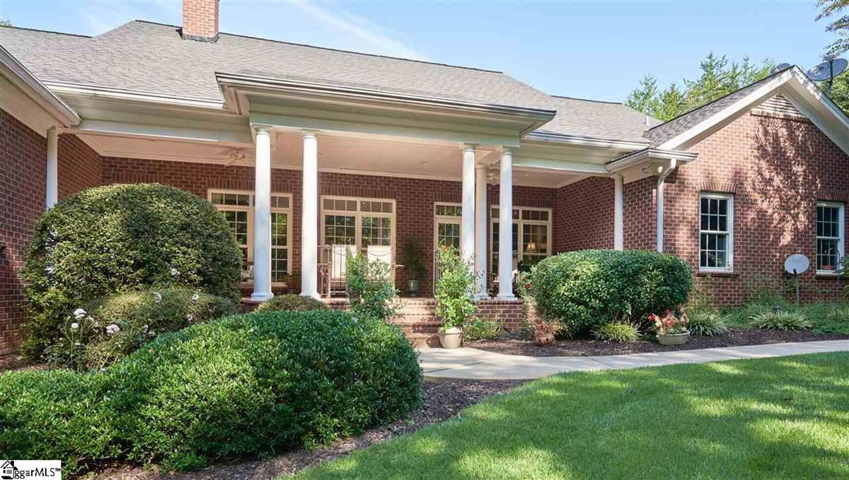 Luxury properties gorgeous estate in sought after North Greenville