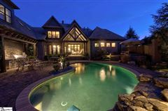 Luxury homes custom estate in coveted Southampton