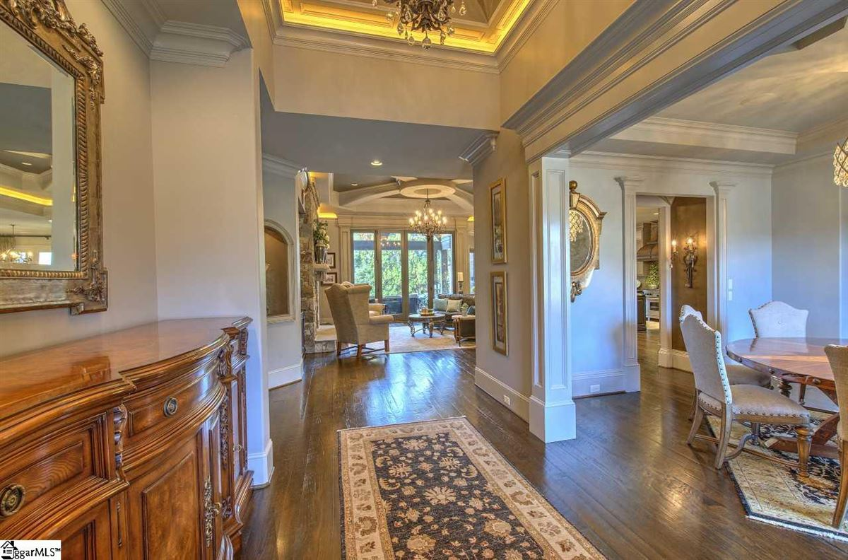 Luxury real estate custom estate in coveted Southampton