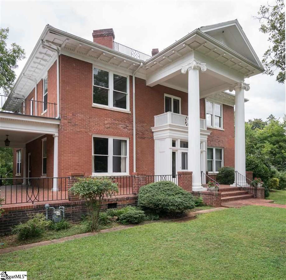 Luxury homes Own a piece of Greenville history