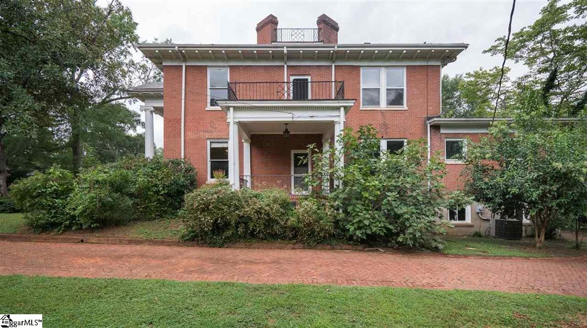 Luxury real estate Own a piece of Greenville history