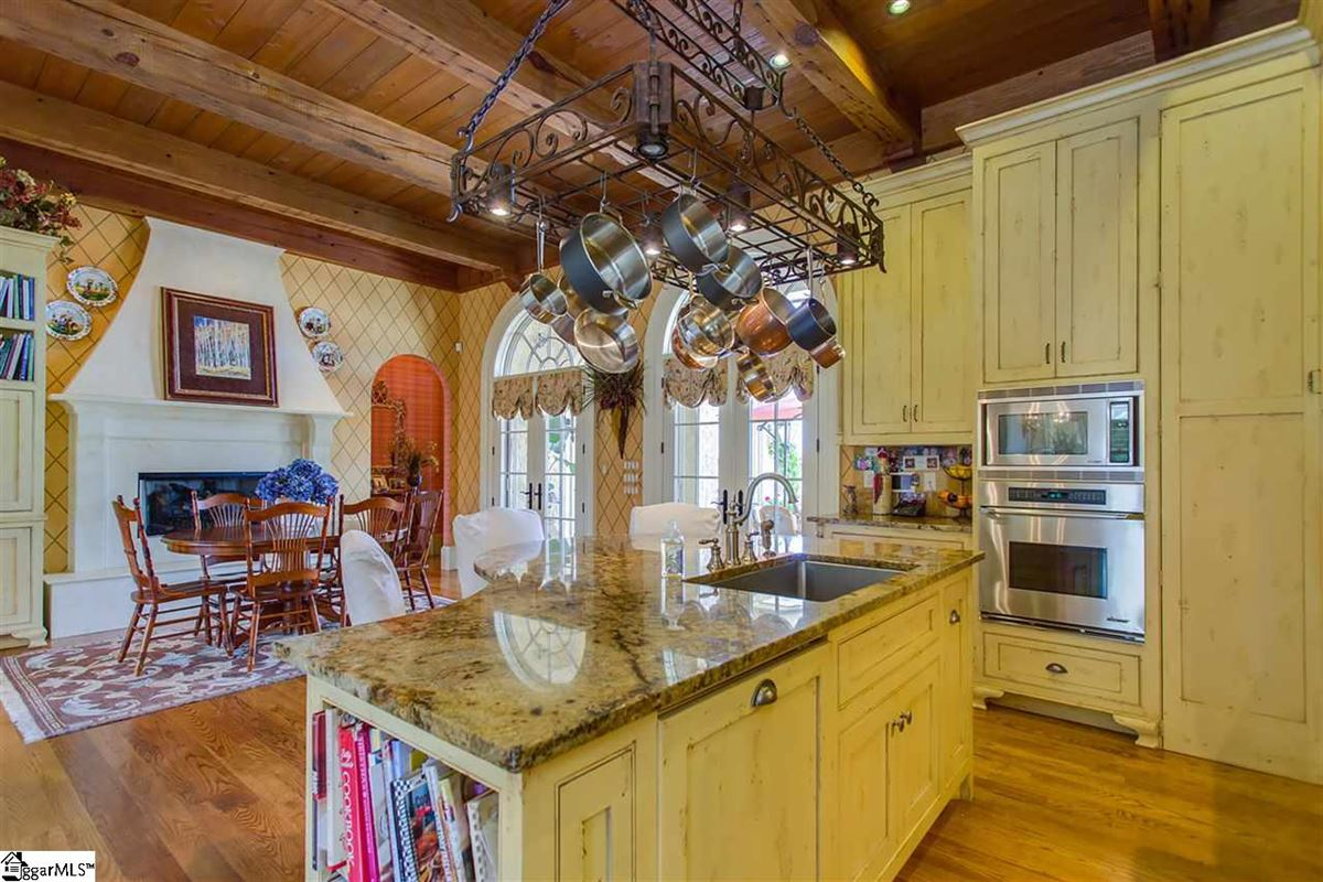 Italy in the heart of Greenville luxury properties