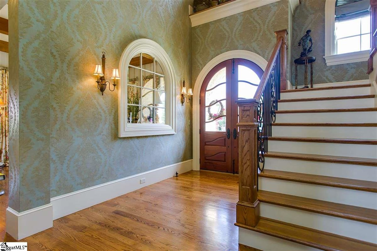 Luxury homes Italy in the heart of Greenville