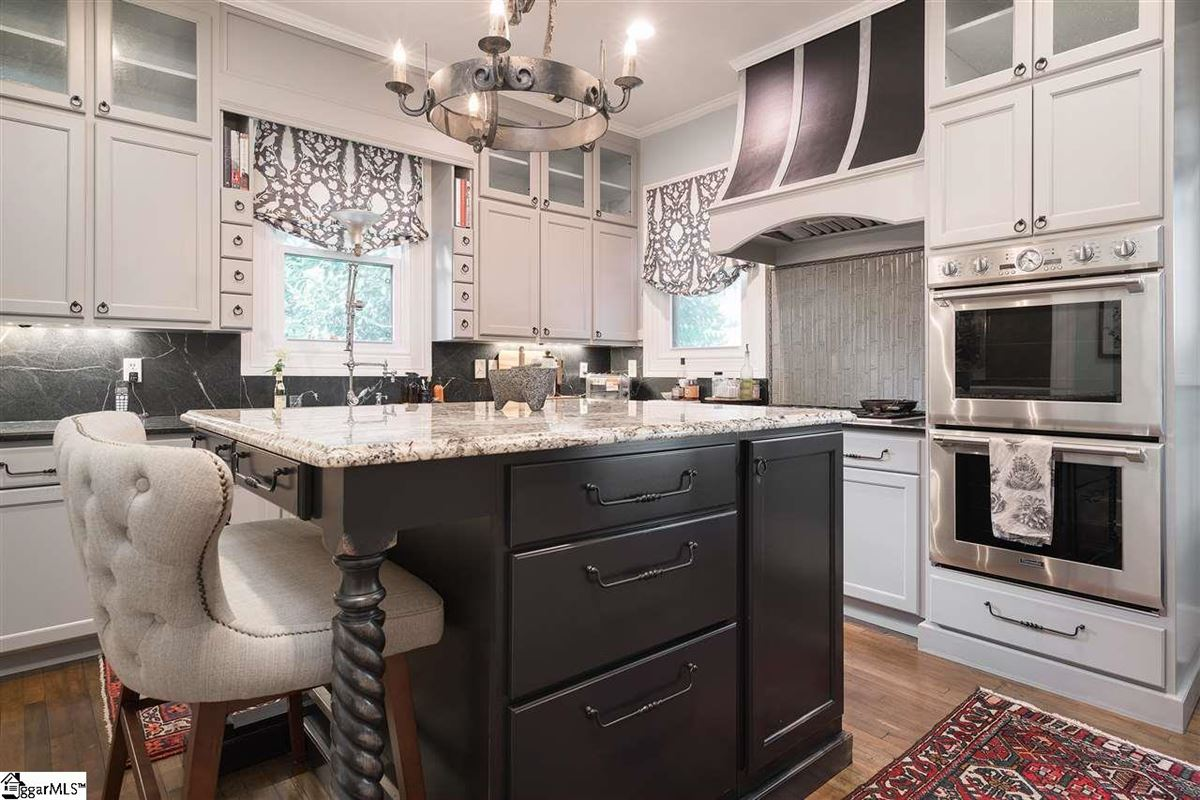 Luxury properties restored and renovated tudor revival gem