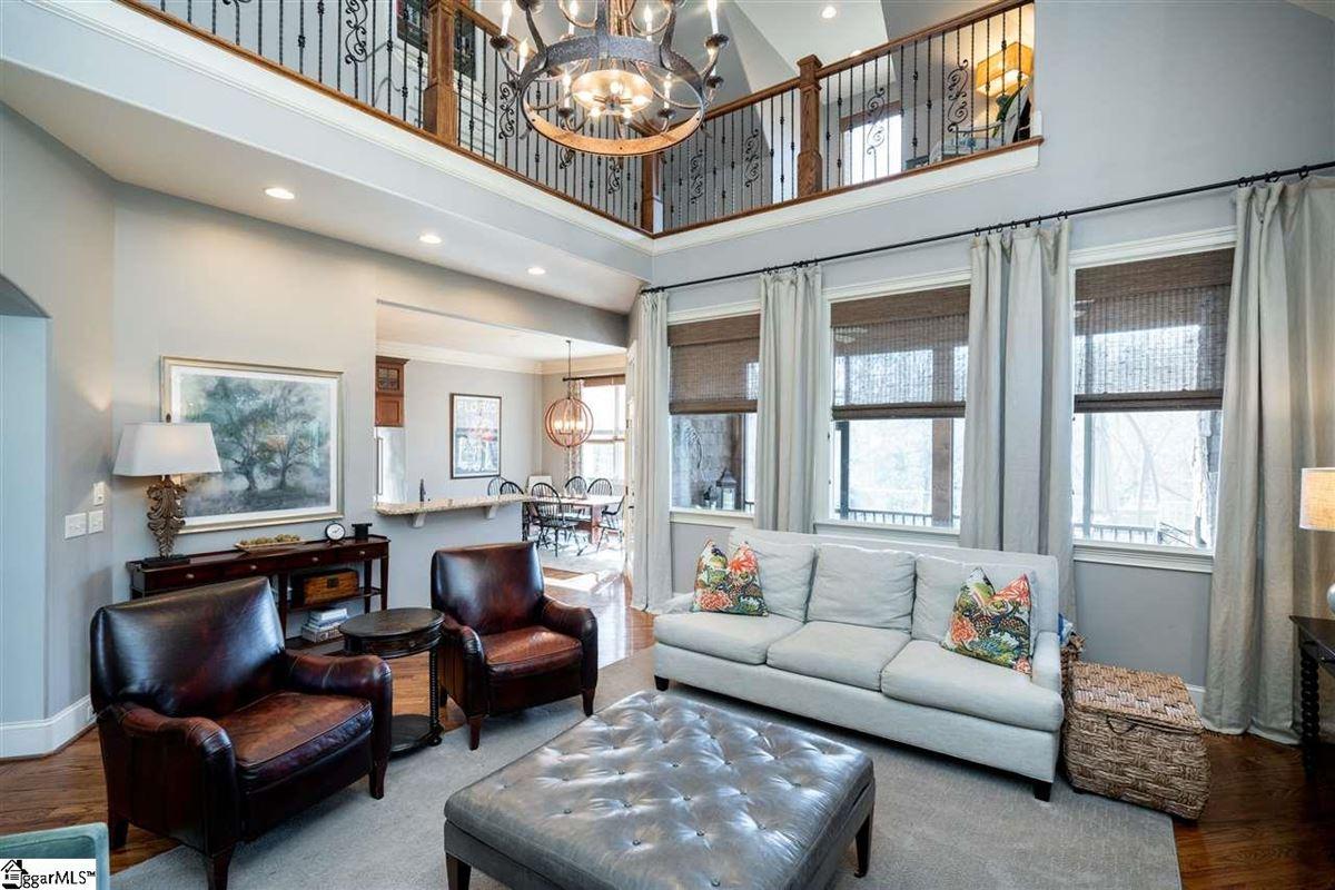 beautiful custom home in River Reserve luxury properties