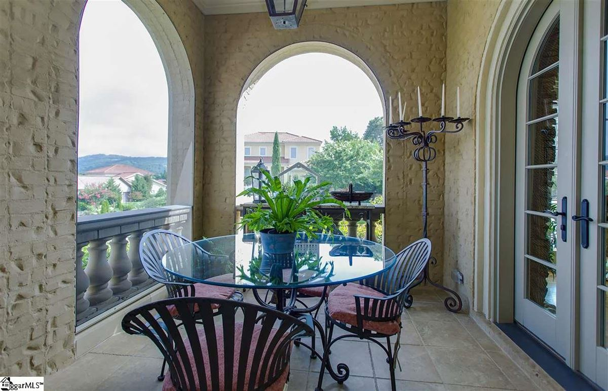 Italy in the heart of Greenville luxury real estate