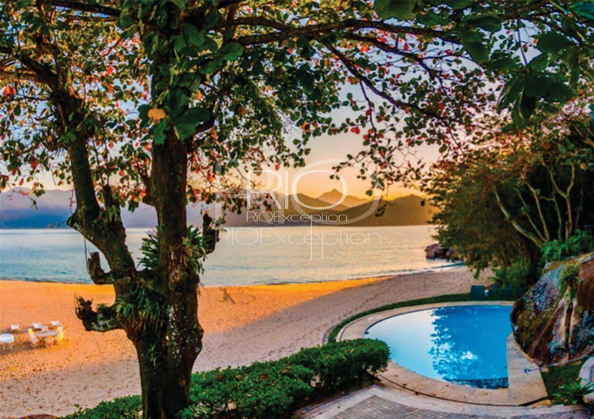 PRIVATE ISLAND UBATUBA BAY luxury real estate
