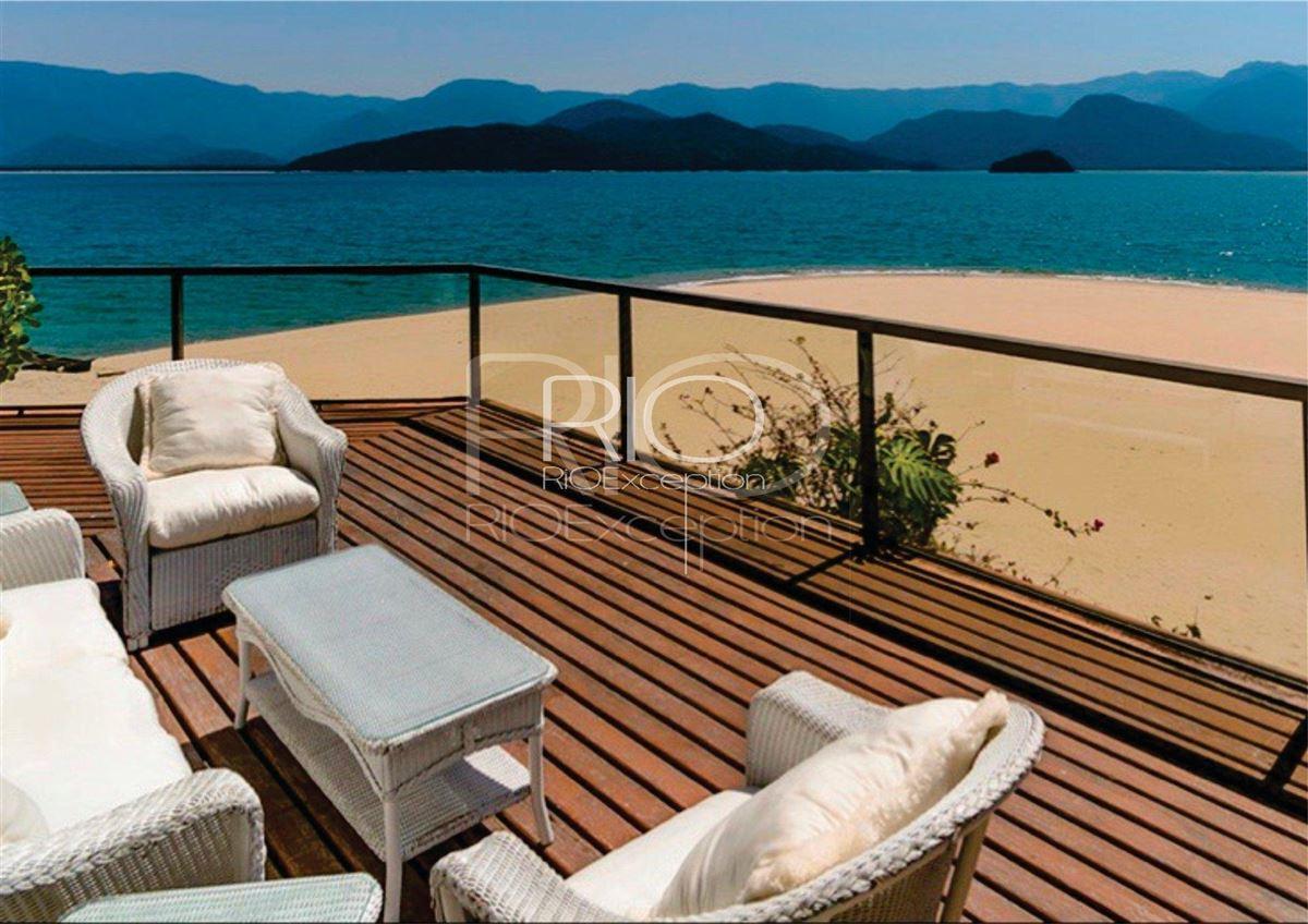 Mansions  PRIVATE ISLAND UBATUBA BAY