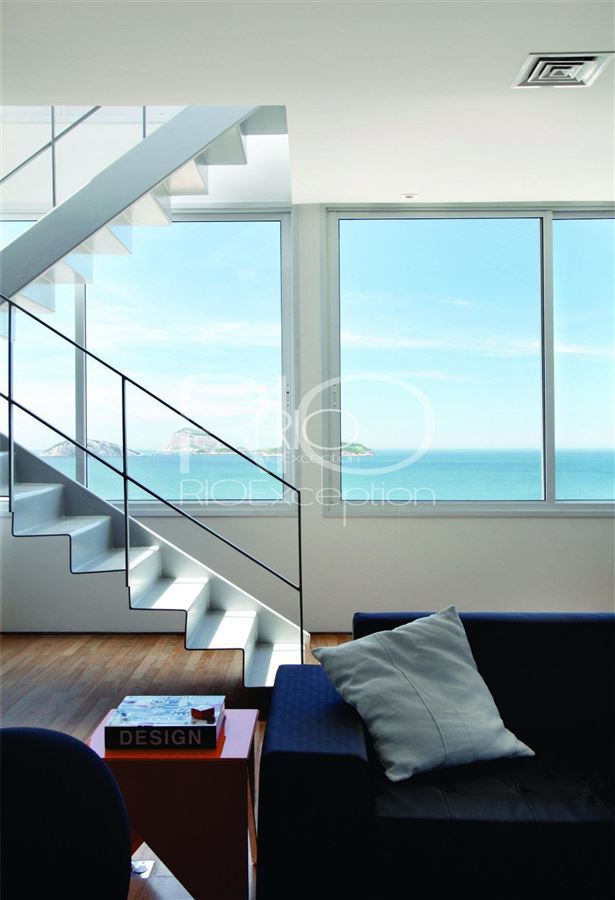 Luxury real estate  LUXURIOUS ARQUITECH PENTHOUSE IN IPANEMA