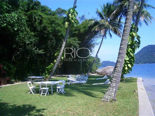 Luxury real estate  EXCLUSIVE ISLAND - MANGARATIBA - RIO DE JANEIRO
