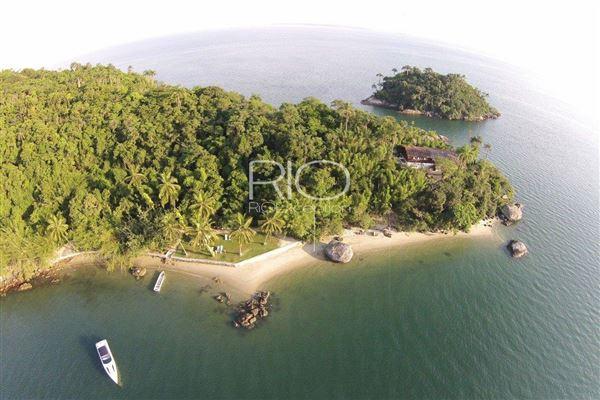 EXCLUSIVE ISLAND - MANGARATIBA - RIO DE JANEIRO luxury real estate