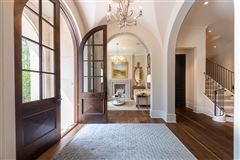 Luxury homes in French Provincial style home