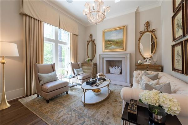 Luxury homes French Provincial style home