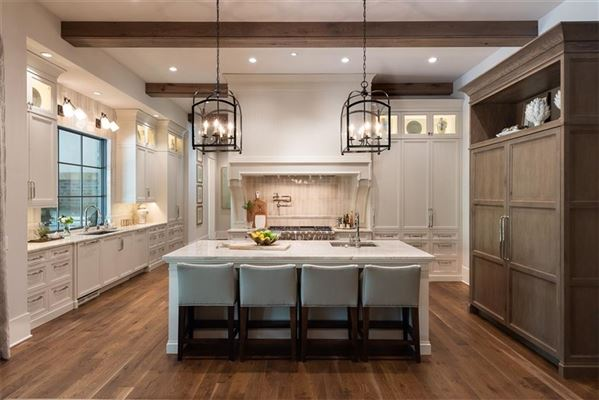 French Provincial style home luxury properties