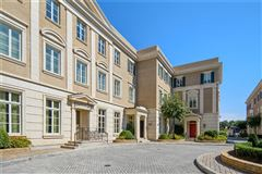 Beautiful luxury townhome mansions
