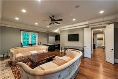 Luxury real estate spectacular and spacious custom home