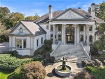 Luxury homes in grand estate on two gated acres