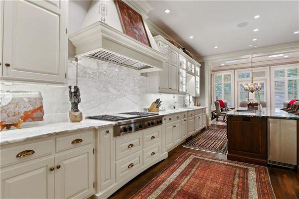 Luxury properties renovated luxury townhome
