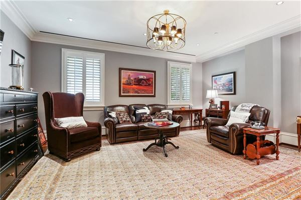 Luxury real estate renovated luxury townhome