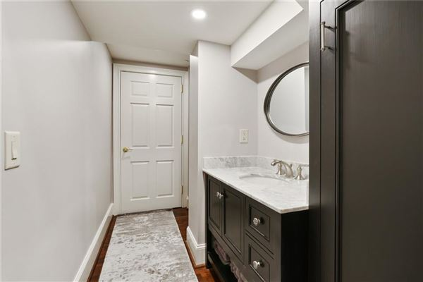 renovated luxury townhome mansions