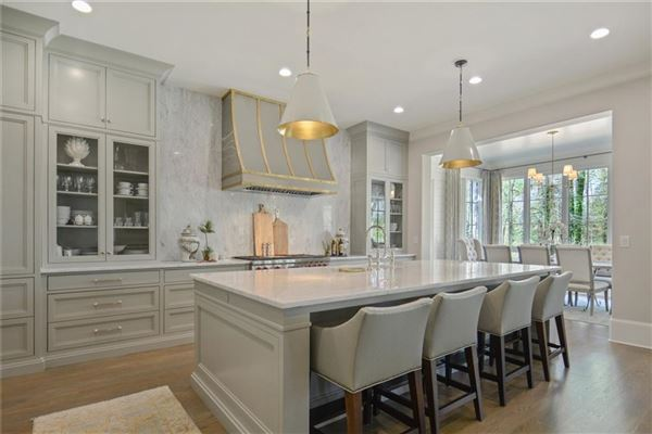 Exquisite newer construction in kingswood luxury real estate