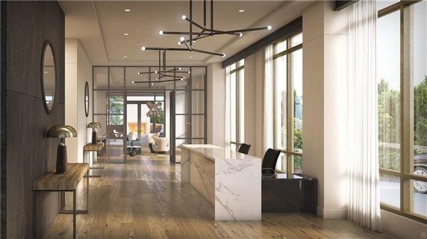 luxury living at The Graydon Buckhead  luxury properties