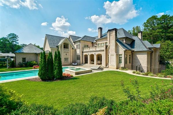 grand home on manicured grounds luxury properties