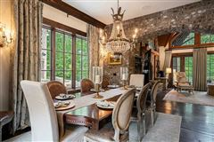 Luxury properties Grand custom home in sought-after River Club