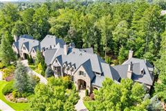 Luxury homes Grand custom home in sought-after River Club
