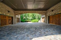 Grand custom home in sought-after River Club luxury homes
