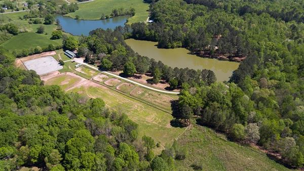 Luxury homes in European-style equestrian estate nestled on 68-plus acres