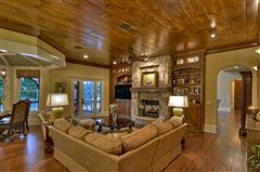 One of the most stunning homes on Lake Blue Ridge luxury real estate