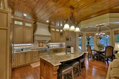 Luxury properties One of the most stunning homes on Lake Blue Ridge