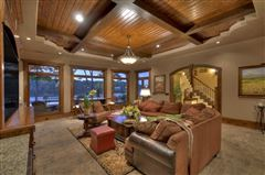 One of the most stunning homes on Lake Blue Ridge luxury properties