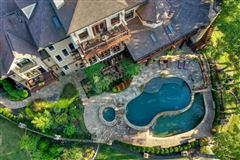 Mansions in One of the most stunning homes on Lake Blue Ridge
