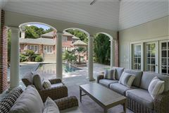 perfectly situated brick home in sought-after Tuxedo Park mansions