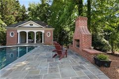 Mansions in perfectly situated brick home in sought-after Tuxedo Park